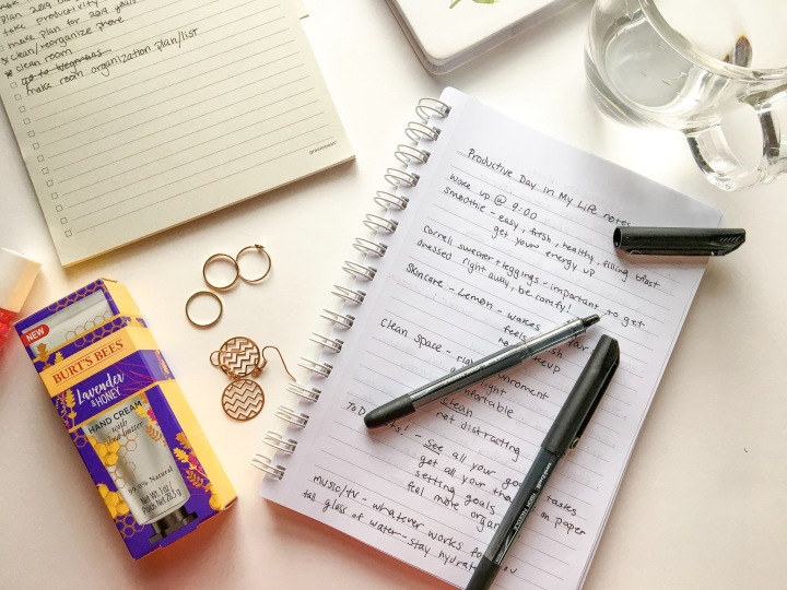 Changing the Stigma of New Year's Resolutions + How to Set a goal and Actually Accomplish it